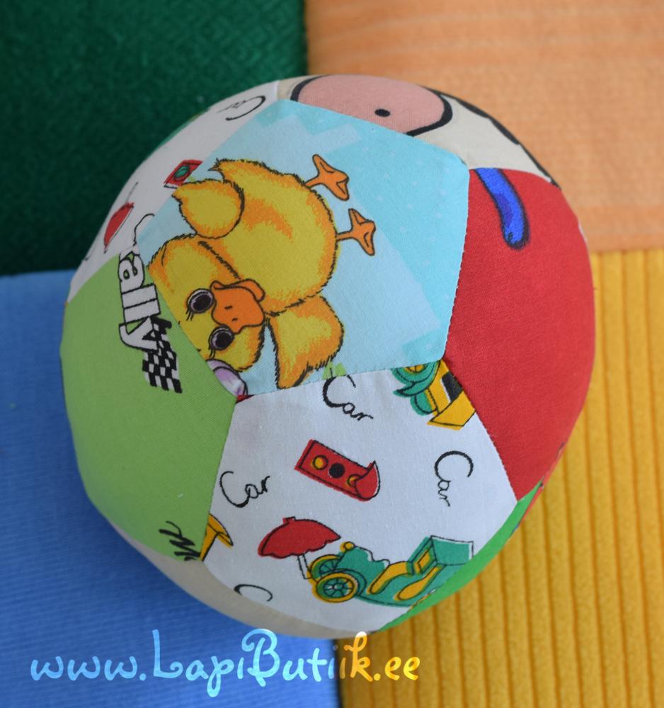 Mängutekk - pall